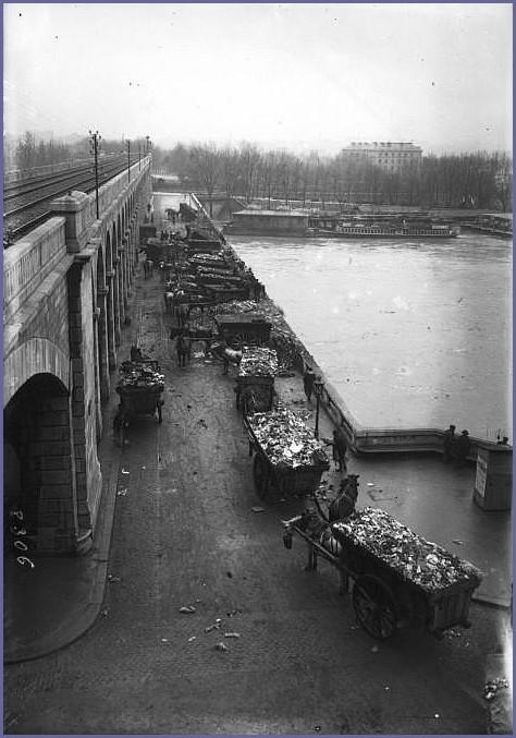 Sur le viaduc d'Auteuil... 01-1910-2