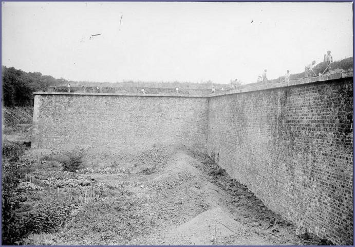 21 août 1919... 21-aout-1919-sur-les-fortifications-de-la-porte-dauteuil