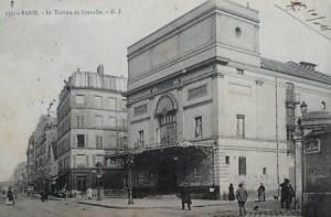 Le Théâtre de Grenelle...