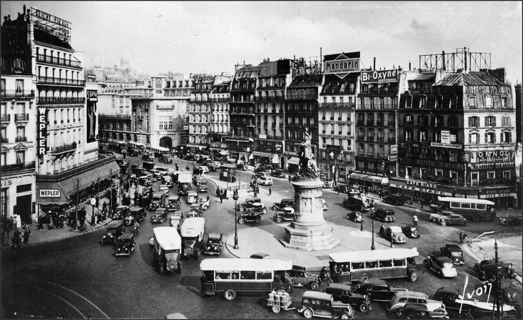 Place de Clichy, années 1920... clichy-1