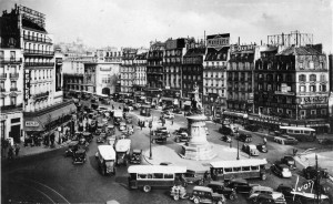 Place de Clichy...