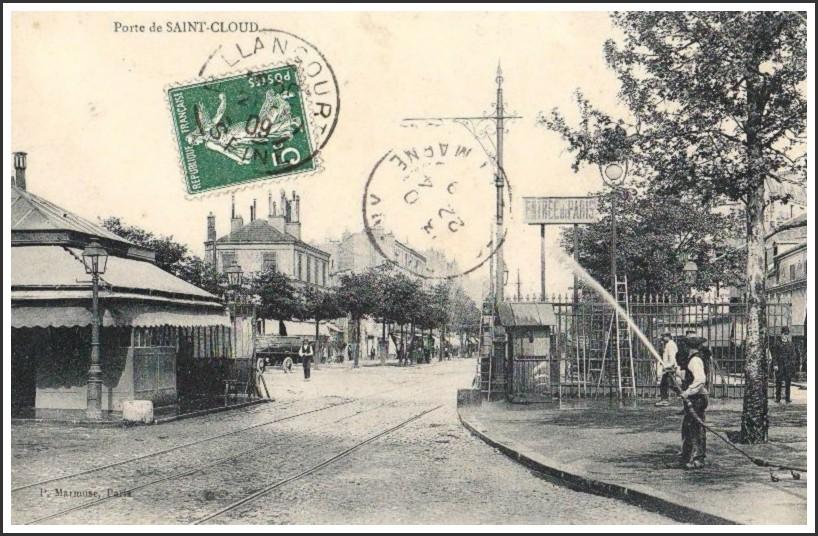 L'entrée de l'avenue de Versailles... 480982_323485397737943_22388221_n