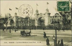 Luna-Park, Porte-Maillot...