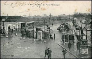 La Porte d'Allemagne...