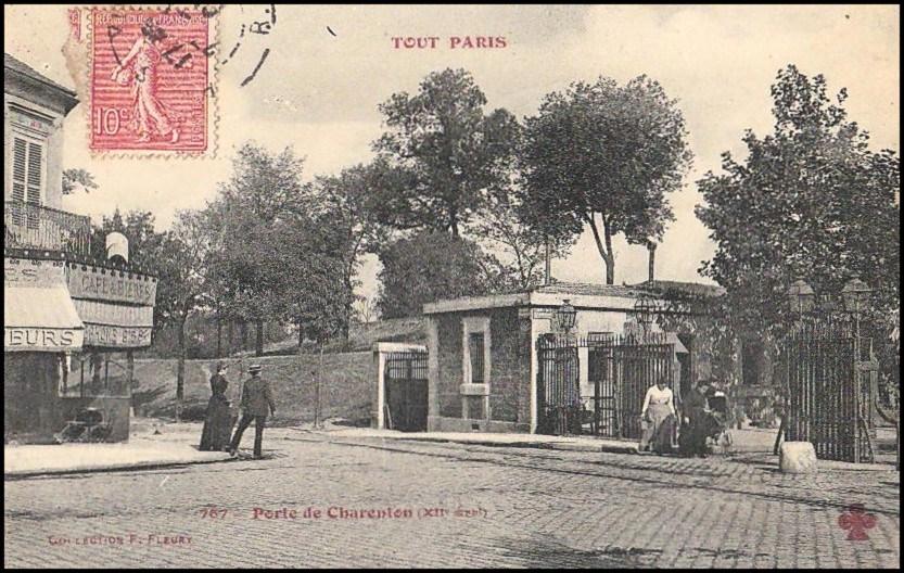 A la Porte de Charenton... porte-de-charenton