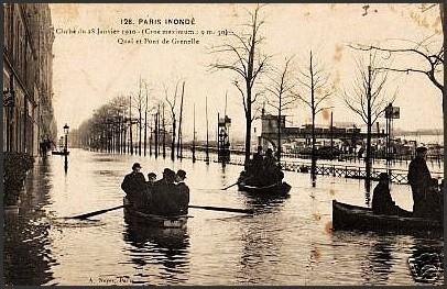Quai de Grenelle, janvier 1910... qg2