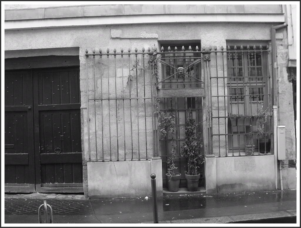 Dans la rue Frédéric Sauton... snb19723