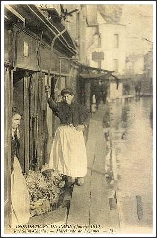Rue Saint-Charles, hier et aujourd'hui... stch1910