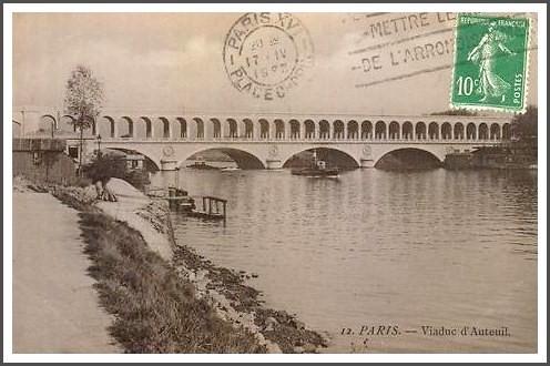 Viaduc d'Auteuil: 3 vues complémentaires... viaduc-auteuil2