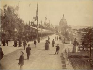 L'Exposition Universelle de 1889....