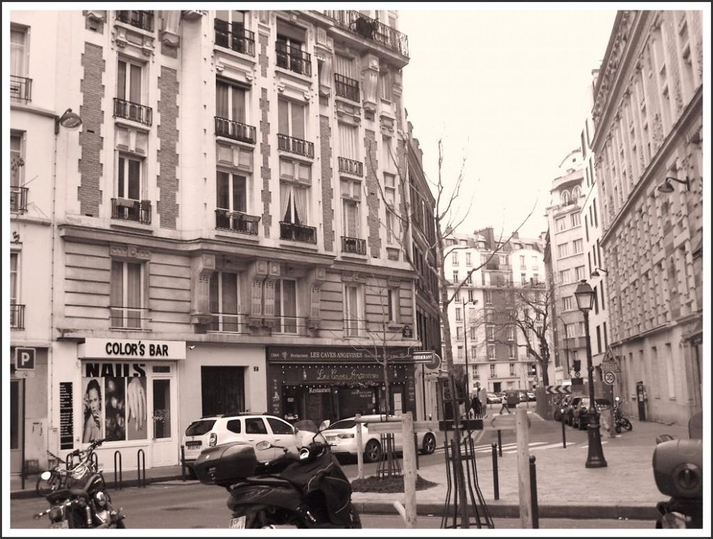 2013 dans Paris d'hier et d'aujourd'hui