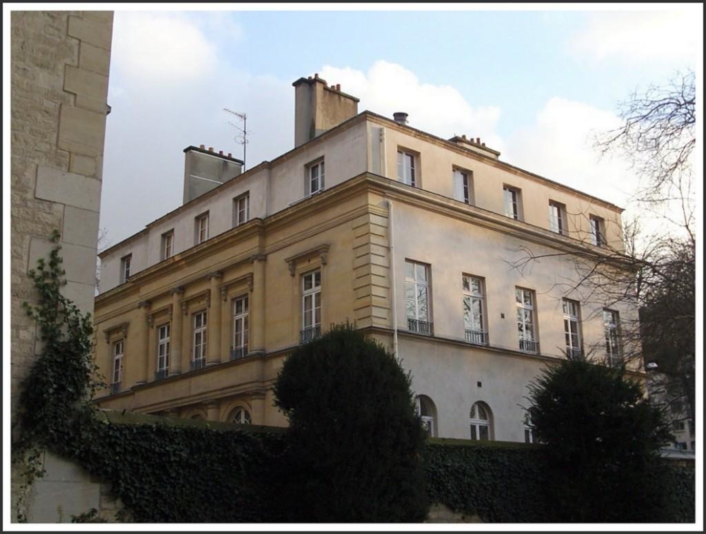 La demeure de Léonard Violet... snb19664