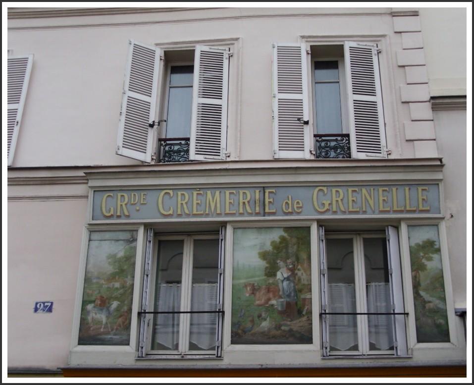 La Grande Crèmerie de Grenelle... rdc1