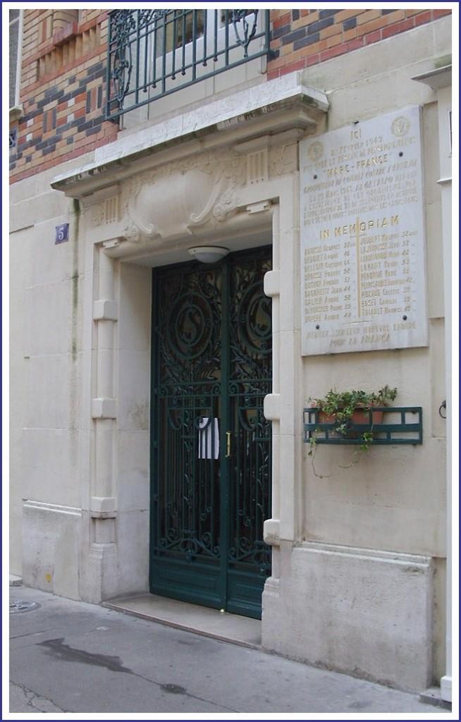 Hommage aux Résistants morts pour la France ! snb18468