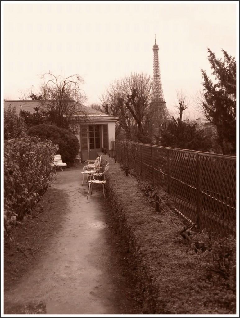 La demeure parisienne d'un grand écrivain (2). snb19784