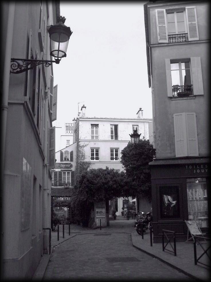Passy, Impasse des Carrières... snb10006