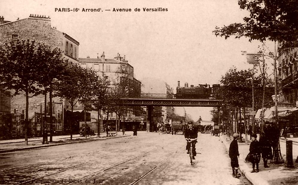 La carrefour Exelmans... av-de-versailles-2