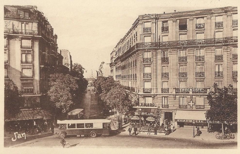 Du côté de la Place Balard (15ème) place-balard