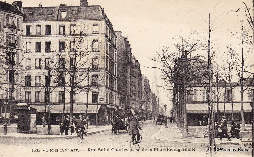 Place Beaugrenelle... place-beau