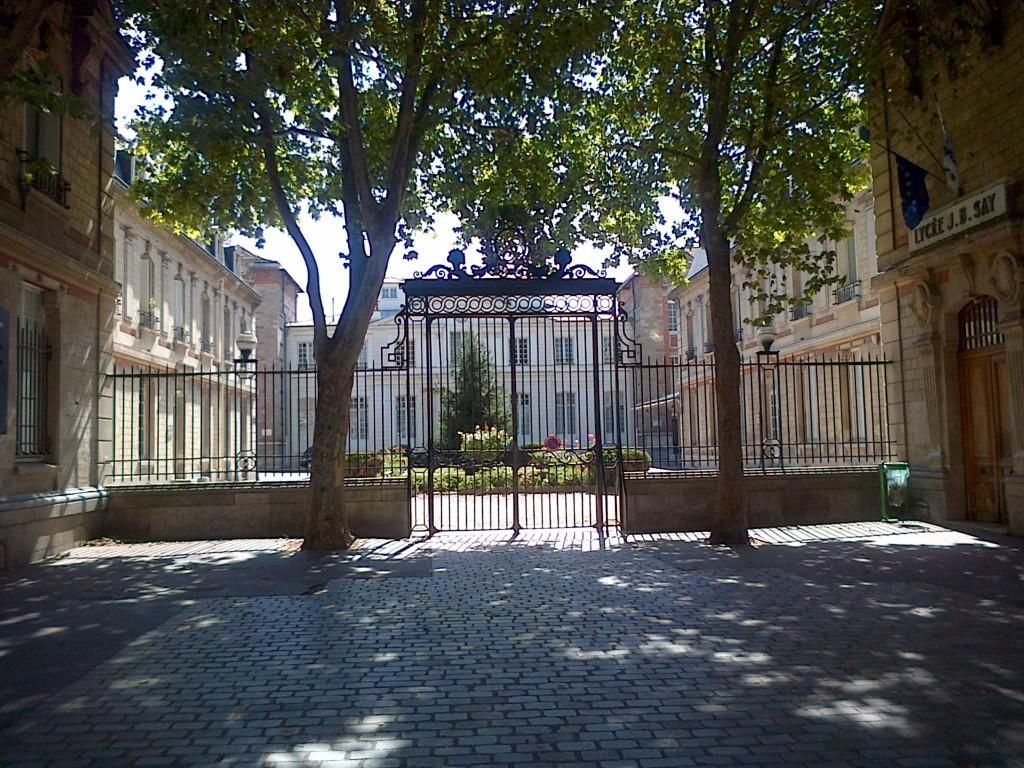 Le Lycée Jean-Baptiste Say (16ème). img-20130820-000621