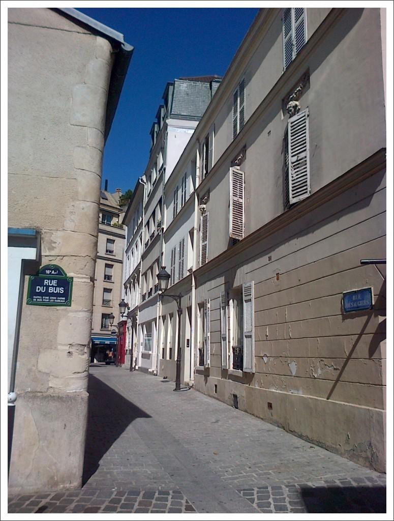 Auteuil au mois d'août (3 et fin)... rue-desaugiers