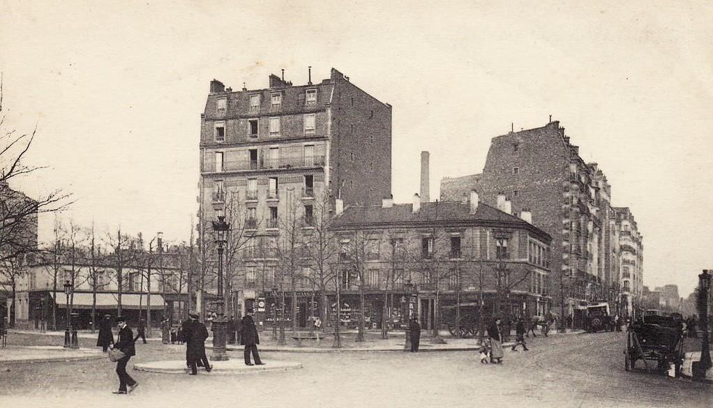 Place Beaugrenelle. Complément. 1358766131-f.f-2018-paris-place-beaugrenelle-et-l-avenue-emile-zola-xve-arrt-