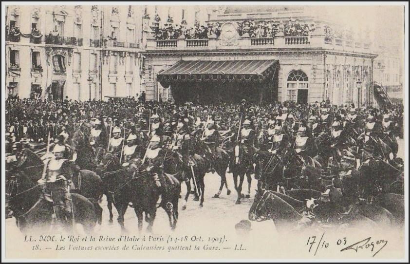 La gare d'apparat de l'Avenue Foch. gare-av.foch-1903